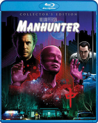 Manhunter (Collector's Edition) [New Blu-ray] Collector's Ed, Widescreen, 2 Pa