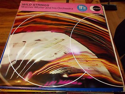 werner muller and his orchestra lp