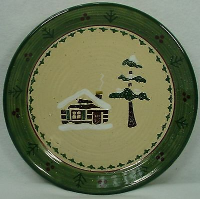 """SONOMA for HOME china LODGE pattern DINNER PLATE 10-1/4"""""""