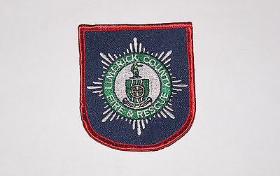 Limerick County Fire Rescue  Patch, Ireland