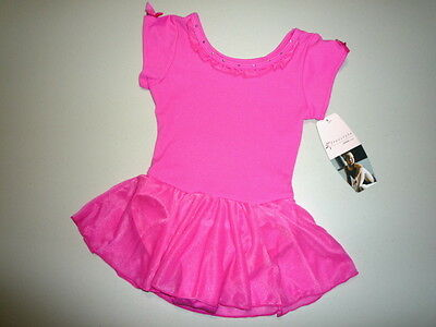 NWT Danskin Freestyle Girls Ballet Outfit  ~  Size XS(4/5)