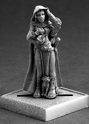 LYRIE AKENJA - PATHFINDER REAPER figurine miniature rpg jdr wizard mage 60079