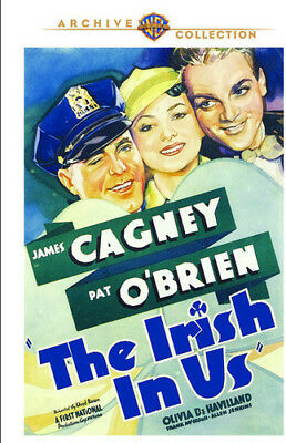 The Irish in Us [New DVD] Manufactured On Demand, Full Frame, Mono Sound