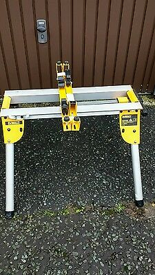 dewalt de7400 table saw stand