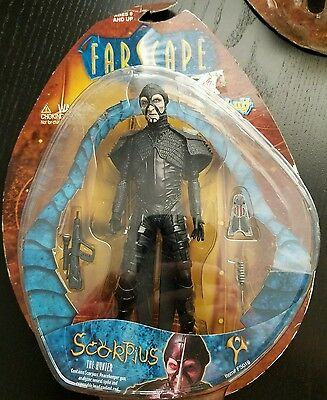 Farscape SCORPIUS The Hunter ACTION FIGURE TOY New Unopened