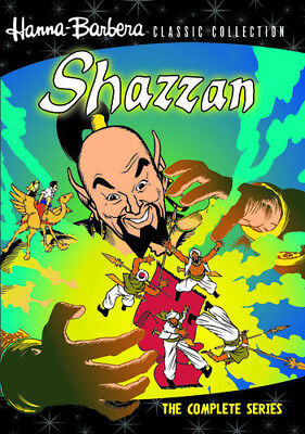 Shazzan: The Complete Series [New DVD] Manufactured On Demand, Full Frame, Mon