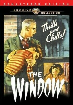 The Window [New DVD] Manufactured On Demand, Rmst, Black & White, Full Frame