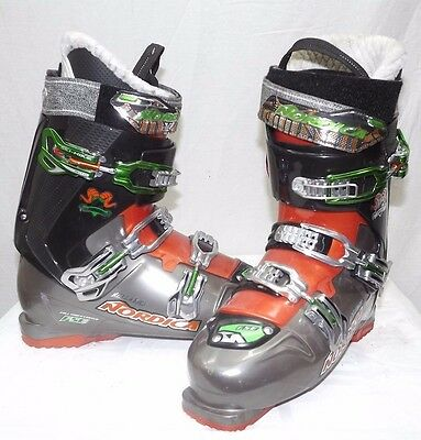 Nordica Hell & Back Hike Used Men's Ski Boots Size 29.5 #540957