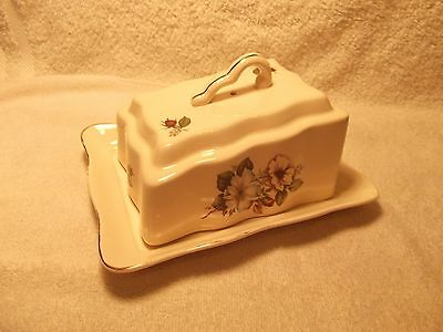 Vintage Cheese/Butter Dish