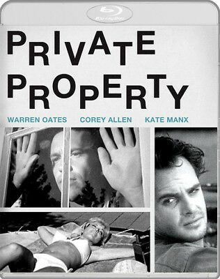 Private Property Blu-ray