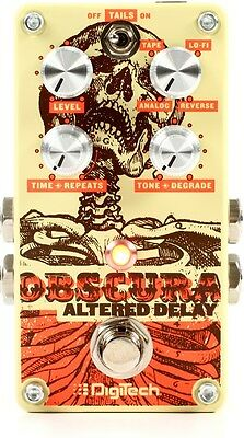 DigiTech Obscura Altered Delay Guitar Pedal ~