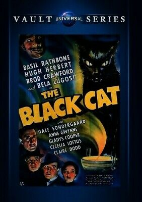 The Black Cat [New DVD] Manufactured On Demand