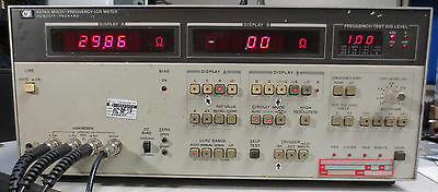 HP Agilent 4274A Multi-Frequency LCR Meter