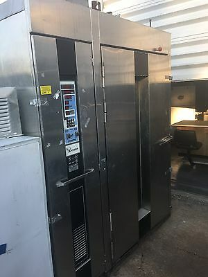 Baxter Electric Double Roll In Rack Oven