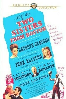 Two Sisters from Boston [New DVD] Manufactured On Demand, Black & White, Full