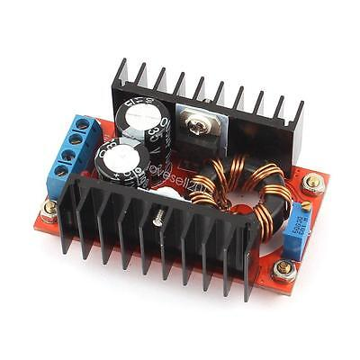 100W 120W 150W DC-DC Boost Converter 10-32V to 12-60V Step Up Power Supply NEW