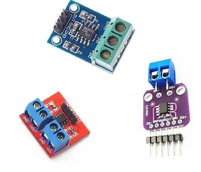 1PCS MAX471 3A Range Votage Current Sensor Professional Module For arduino U