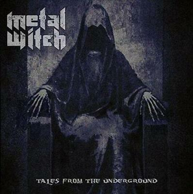 METAL WITCH - Tales from the Underground  (Jewelcase CD) Neu !