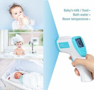 Infrared Forehead Thermometer for Baby AVANTEK Non-Contact Digital Thermometer
