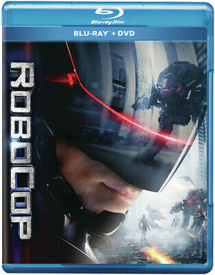 Robocop [New Blu-ray] With DVD, Widescreen, 2 Pack, Ac-3/Dolby Digital, Digita