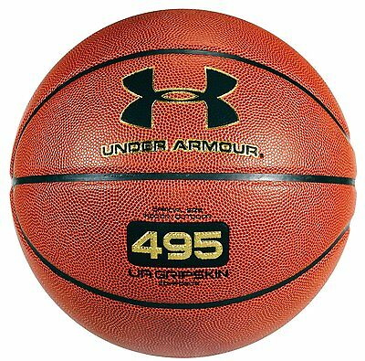Under Armour 495 Indoor/Outdoor Basketball, Youth/Size 5