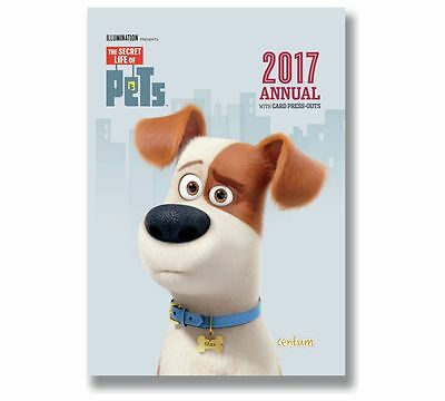 The Secret Life of Pets Annual 2017 (Hardback Chilrens Book) **New**
