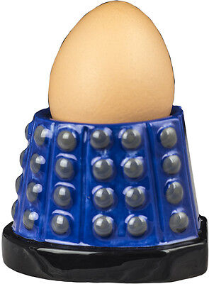 Doctor Who Dalek Egg Cup Gift Geek Dr.Who Kitchen Nerd Collectors