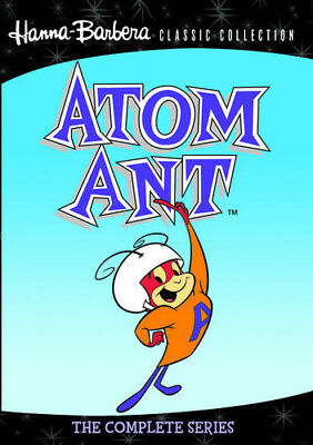 Atom Ant: The Complete Series [New DVD] Manufactured On Demand, Full Frame, Mo