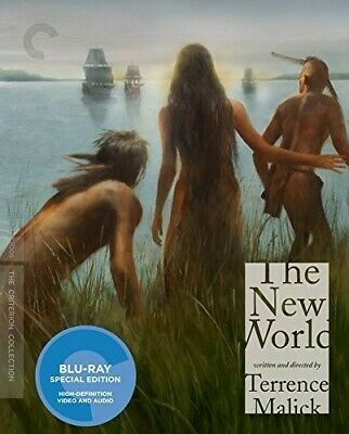 The New World (Criterion Collection) [New Blu-ray] Restored, Special Edition,