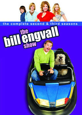 The Bill Engvall Show: The Complete Second & Third Seasons [New DVD] Manufactu