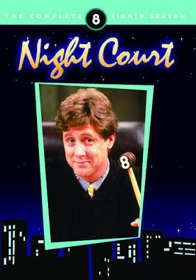 Night Court: The Complete Eighth Season [New DVD] Manufactured On Demand, Full