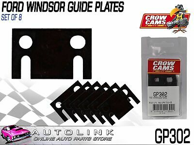 "Crow Cams Push Rod Guide Plates 5/16"" Suit Ford Windsor 221 260 289 302 351 V8"