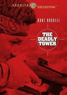 The Deadly Tower [New DVD] Manufactured On Demand, Full Frame, Mono Sound