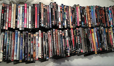 DVD Bundle (sold individually) - comedy, horror, sci-fi, romance etc. - Region 1