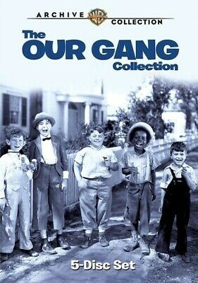 The Our Gang Collection [New DVD] Manufactured On Demand, Black & White, Full