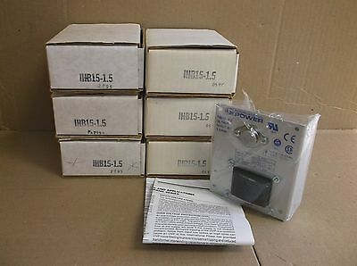 IHB15-1.5 International Power NEW In Box 15VDC 1.5A Linear Power Supply IHB1515