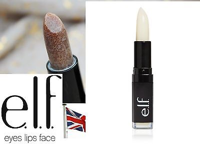 E.L.F ELF Lip Exfoliator - Scrub for soft smooth lips #82560 Coconut