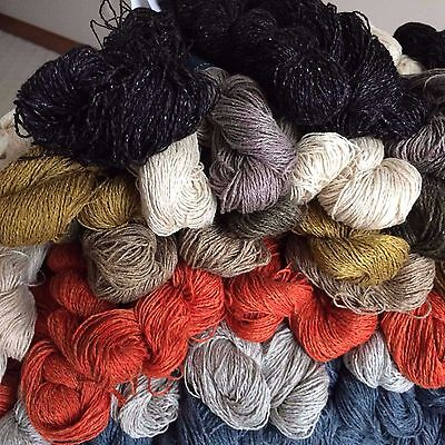 Shibui Knits Twig Yarn Stunning Silk/Linen Blend 190 Yards  Many Colors GORGEOUS