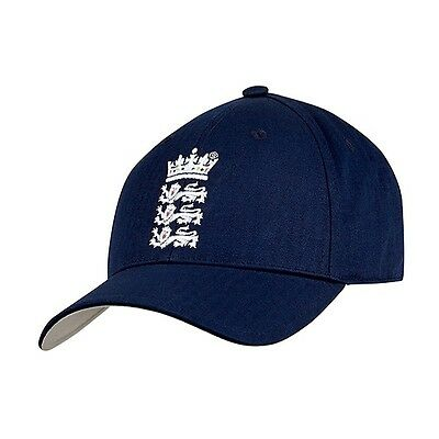 *NEW* ADIDAS ECB ENGLAND CRICKET MATCH CAP, 2016-17, One Size, Adult