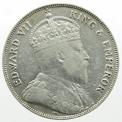 British Honduras 50 Cents 1907 Edward VII