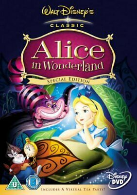 Alice In Wonderland (Special Edition) [DVD] - DVD  HWVG The Cheap Fast Free Post