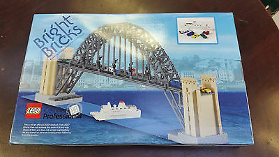 Lego Certified Professional Set The Tyne Bridge with Certificate of Authenticity