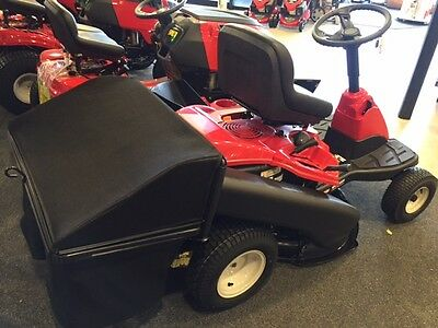 """Rover Mini Ride On Mower  420cc Four Stroke Engine 30"""" Deck With Rear Catcher"""