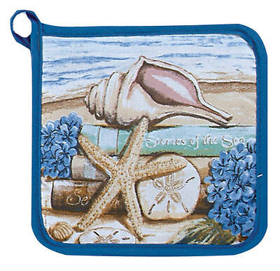 Kay Dee Designs Stories of the Sea Pot Holder One Size