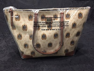 SOLD OUT CLUB 33 Shopper by Dooney & Bourke Purse Bag Limited Edition Members