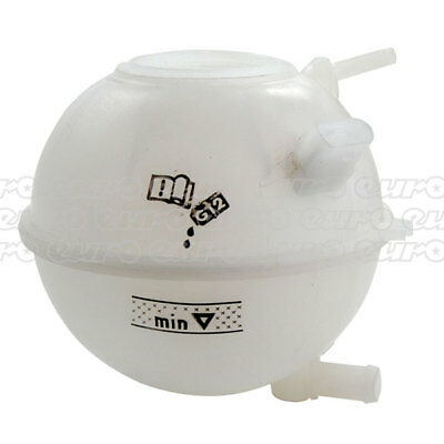 Radiator Coolant Heater Overflow Expansion Tank Bottle Spare - EIS 1J0121403B