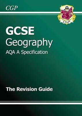 GCSE Geography AQA A Revision Guide (A*-G course) (Hardback)