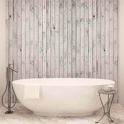 WALL MURAL PHOTO WALLPAPER XXL Black White Wood Texture (1013WS)