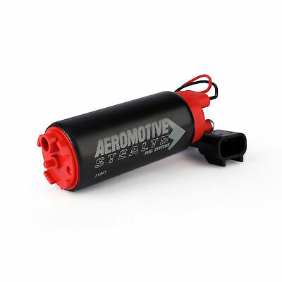 Aeromotive 340 Stealth In Tank High Performance EFI Fuel Pump Offset Inlet 11541