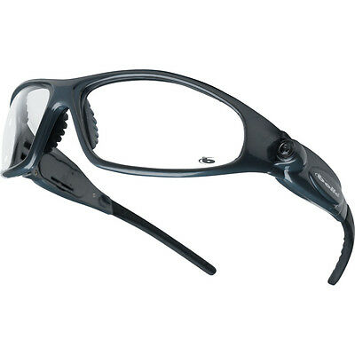 Bolle Galaxy Led Clear Lens Safety Glasses FREE SHIIPING
